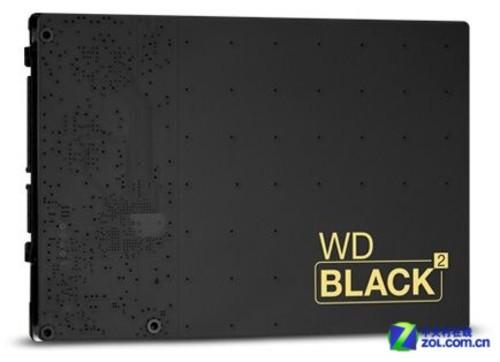 西部数据Black2发布 单盘体实现SSD+HDD